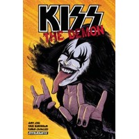KISS DEMON TP - Amy Chu, Erik Burnham