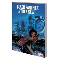 BLACK PANTHER CREW TP WE ARE THE STREETS - Ta-Nehisi Coates, Yona Harvey