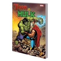 THOR VS HULK TP - Stan Lee, Roy Thomas, Steve Englehart