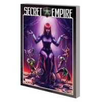 SECRET EMPIRE UNITED WE STAND TP SE - Jim Zub, Jeremy Whitley, Derek Landy, Ni...