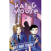 KAT & MOUSE GN VOL 01 - Alex De Campi