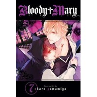 BLOODY MARY GN VOL 07 - Akaza Samamiya