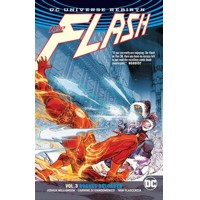 FLASH TP VOL 03 ROGUES RELOADED - Joshua Williamson