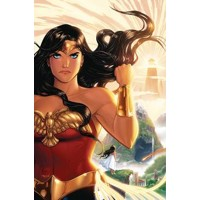 LEGEND OF WONDER WOMAN ORIGINS TP - Renae De Liz