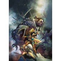 ODYSSEY OF THE AMAZONS TP - Kevin Grevioux