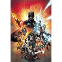 JUSTICE LEAGUE OF AMERICA REBIRTH DLX COLL HC BOOK 01 - Steve Orlando, Jody Ho...