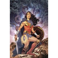 WONDER WOMAN TP VOL 04 GODWATCH - Greg Rucka