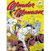 WONDER WOMAN THE GOLDEN AGE TP VOL 01 - William Moulton Marston