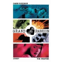 GRAND PASSION TP - James Robinson