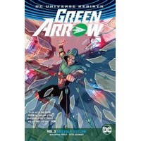GREEN ARROW TP VOL 03 EMERALD OUTLAW - Ben Percy