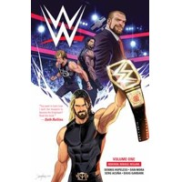 WWE ONGOING TP VOL 01 - Dennis Hopeless