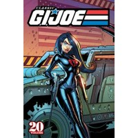 CLASSIC GI JOE TP VOL 20 - Larry Hama