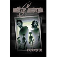 X-FILES COMP SEASON 11 TP - Joe Harris
