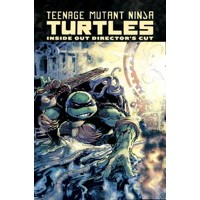 TMNT INSIDE OUT DIRECTORS CUT HC - Kevin Eastman, Tom Waltz