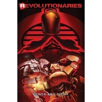 REVOLUTIONARIES TP VOL 02 POWER & GLORY - John Barber