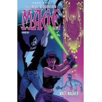 MAGE TP BOOK 01 HERO DISCOVERED VOL 02 - Matt Wagner