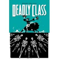 DEADLY CLASS TP VOL 06 - Rick Remender