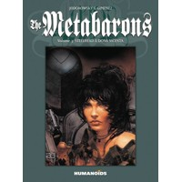 METABARONS GN VOL 03 (OF 4) STEELHEAD & DONA VICENTA (MR) - Alejandro Jodorows...