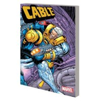 CABLE HELLFIRE HUNT TP - Michael Higgins, Joe Casey, Karl Bollers