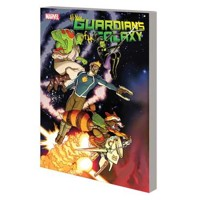 ALL NEW GUARDIANS OF GALAXY TP VOL 01 COMMUNICATION BREAKDOW - Gerry Duggan