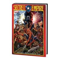 SECRET EMPIRE HC - Nick Spencer