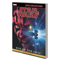 STAR WARS LEGENDS EPIC COLLECTION RISE OF SITH TP VOL 02 - Jan Strnad, Ron Mar...