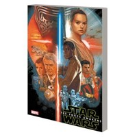 STAR WARS FORCE AWAKENS ADAPATATION TP - Chuck Wendig