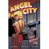 ANGEL CITY TP TOWN WITHOUT PITY - Janet Harvey