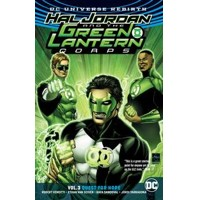 HAL JORDAN & THE GLC TP VOL 03 QUEST FOR HOPE - Robert Venditti