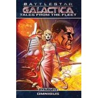 BATTLESTAR GALACTICA TALES FROM THE FLEET OMNIBUS TP - Kevin Fahey, David Reed...