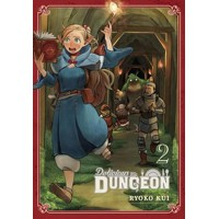 DELICIOUS IN DUNGEON GN VOL 02 - Ryoko Kui