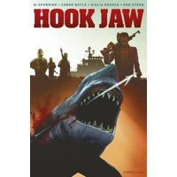 HOOKJAW TP - Simon Spurrier