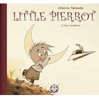 LITTLE PIERROT HC VOL 01 GET THE MOON - Alberto Varanda