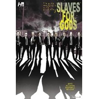 SLAVES FOR GODS GN PX ED VOL 01 ADLARD CVR - Jason Godi, Dylan Silvers, Ryan H...