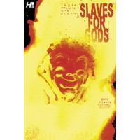 SLAVES FOR GODS GN VOL 01 JOCK CVR - Jason Godi, Dylan Silvers, Ryan Hartsell