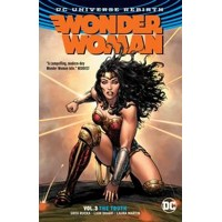 WONDER WOMAN TP VOL 03 THE TRUTH - Greg Rucka