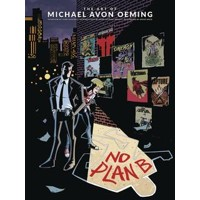 NO PLAN B ART OF MICHAEL AVON HC - Michael Avon Oeming