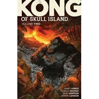 KONG OF SKULL ISLAND TP VOL 02 - James Asmus
