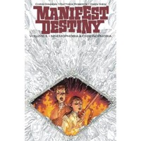 MANIFEST DESTINY TP VOL 05 MNEMOPHOBIA & CHRONOPHOBIA - Chris Dingess