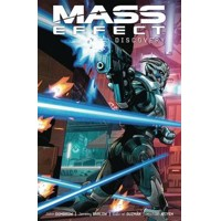 MASS EFFECT DISCOVERY TP - Jeremy Barlow, John Dombrow