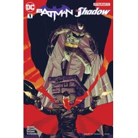 BATMAN THE SHADOW #1 až 6 (OF 6) - Scott Snyder, Steve Orlando