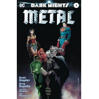 DARK NIGHTS METAL #1 až 6 (OF 6) - Scott Snyder