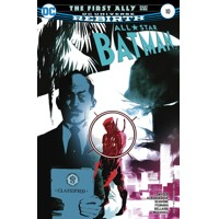 ALL STAR BATMAN #10 - Scott Snyder, Rafael Albuquerque, Rafael Scavone