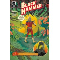 BLACK HAMMER #9 MAIN RUBIN - Jeff Lemire