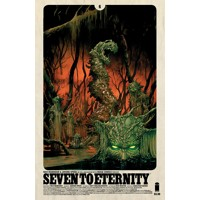 SEVEN TO ETERNITY #6 CVR A OPENA & HOLLINGSWORTH - Rick Remender