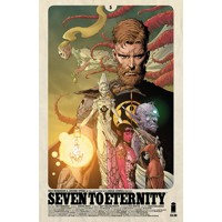 SEVEN TO ETERNITY #5 až 9 VOL 02 - Rick Remender