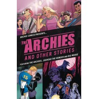 ARCHIES AND OTHER STORIES TP - Alex Segura, Matthew Rosenberg, Frank Tieri, Se...