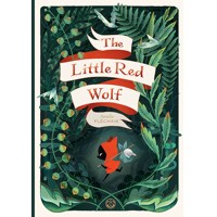 LITTLE RED WOLF HC - Amelie Flechais