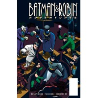 BATMAN AND ROBIN ADVENTURES TP VOL 02 - Ty Templeton, Paul Dini