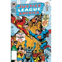 JUSTICE LEAGUE OF AMERICA BRONZE AGE OMNIBUS HC VOL 02 - Len Wein, Cary Bates,...